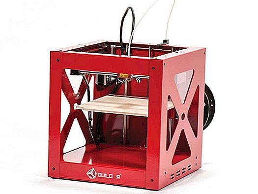 Arvostelu: 3Dprinter 4u Builder