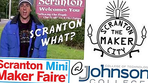 Scranton Apa? The City Maker!