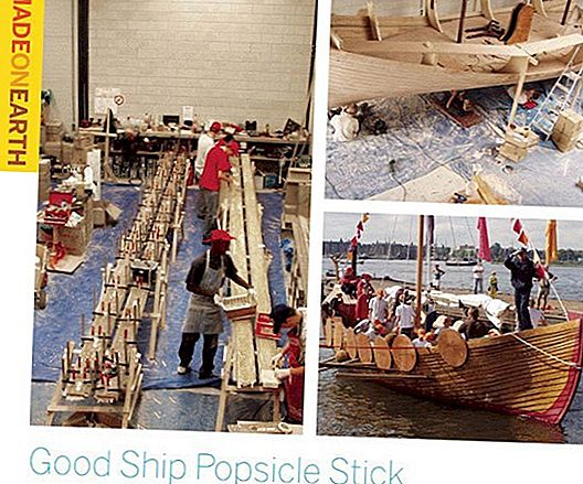 The Good Ship Popsicle Stick