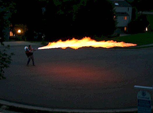 Top 10: Flamethrowers!
