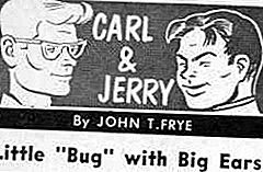 "Carl & Jerry - Pengembaraan dalam elektronik - ""Little"" Bug ""dengan Big Ears"""