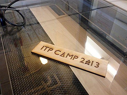 Der ITP-Laserschneider